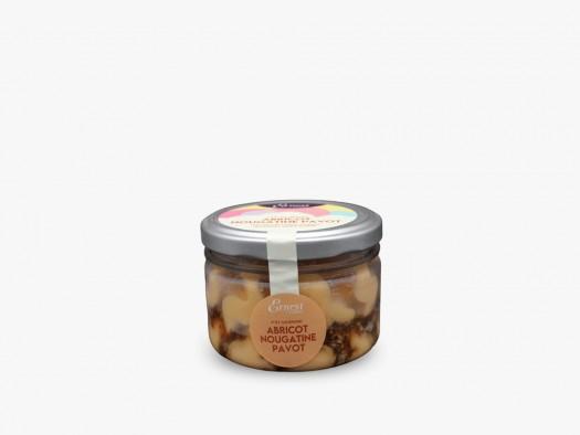 P'tit Gourmand Abricot nougatine pavot 200ml