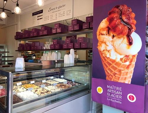 Boutique Ernest à Niort